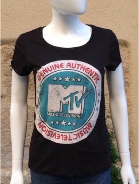 CAMISETA MTV BLEND SHE